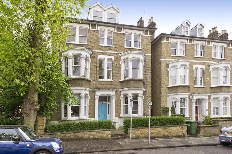 1 Bedroom Flat for sale in Cardigan Road, Richmond, TW10
