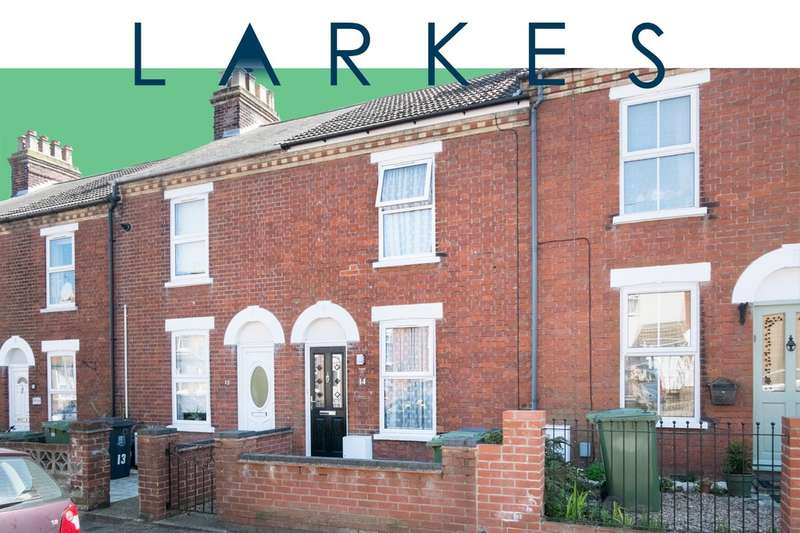 3 Bedrooms Terraced House for sale in Albemarle Road, Gorleston-On-Sea