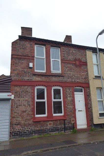 2 Bedrooms End Of Terrace House for sale in Gray Street, Bootle, Merseyside, L20