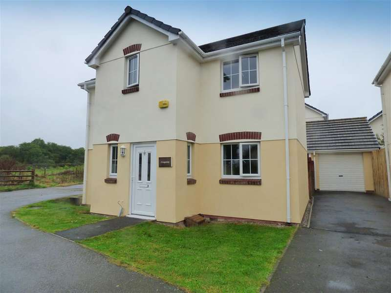 3 Bedrooms Detached House for sale in Mevagisssey, Eden Way, St Austell