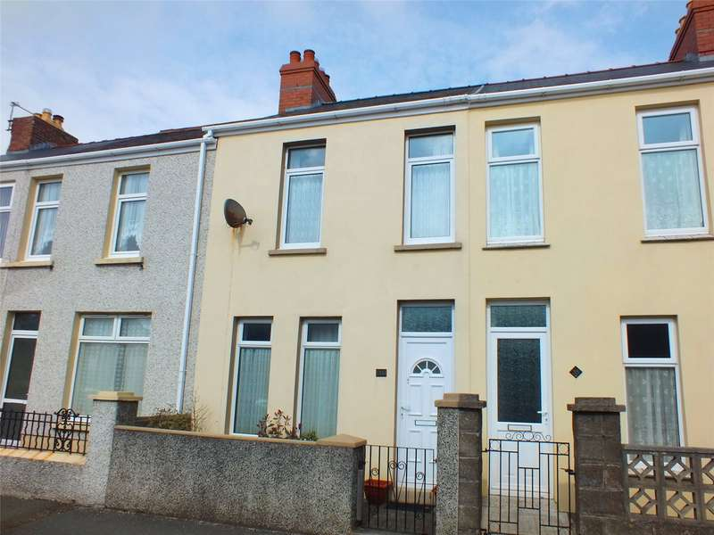3 Bedrooms Terraced House for sale in Edward Street, Milford Haven, Pembrokeshire