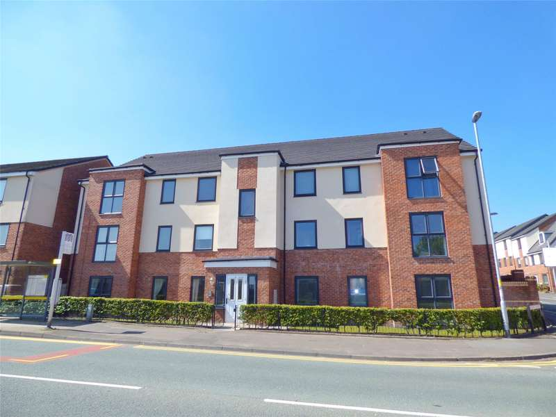 2 Bedrooms Apartment Flat for sale in Manchester Street, Heywood, Heywood, OL10