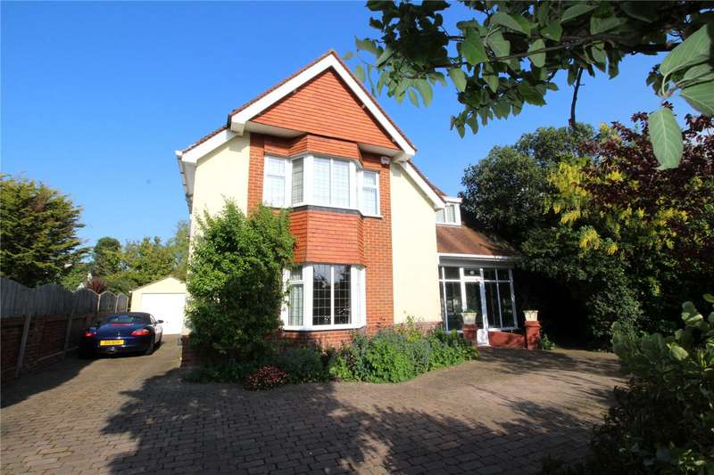 4 Bedrooms Detached House for sale in Forest Road, Broadwater, Worthing, BN14