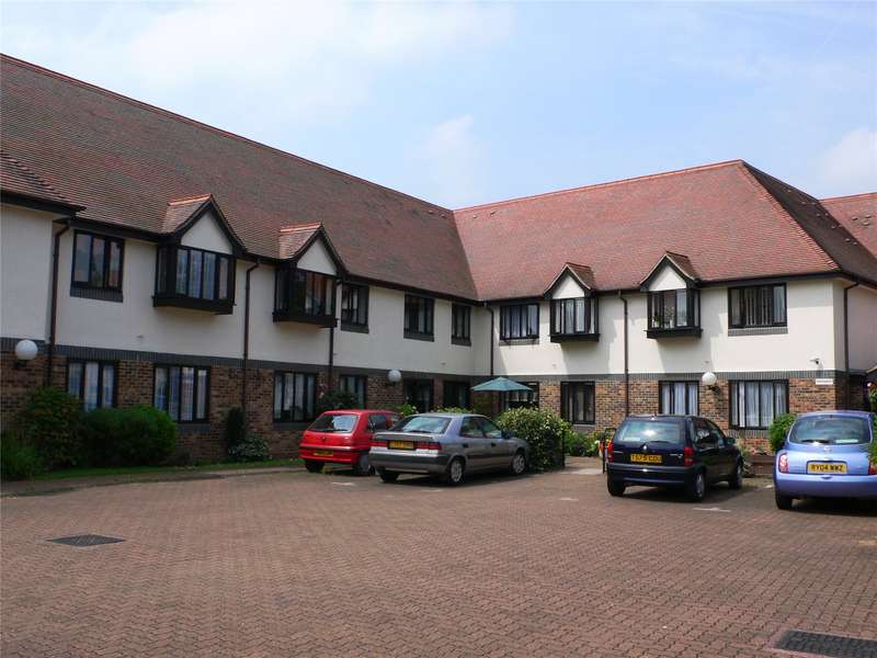 1 Bedroom Retirement Property for sale in Abbey Court, Abbey Road, Chertsey, Surrey, KT16