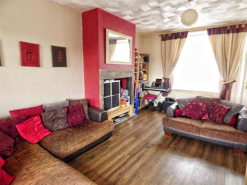 3 Bedrooms Terraced House for sale in Backhold Lane, Siddal, HALIFAX, West Yorkshire, HX3