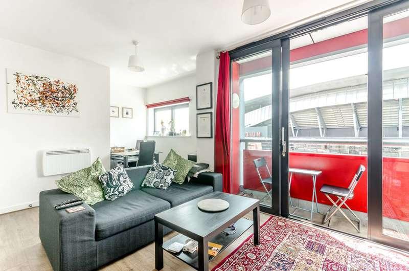 1 Bedroom Flat for sale in Drayton Park, Arsenal, N5