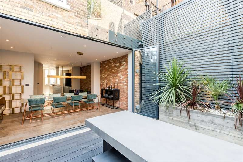 4 Bedrooms Terraced House for sale in Chalcot Road, London, NW1