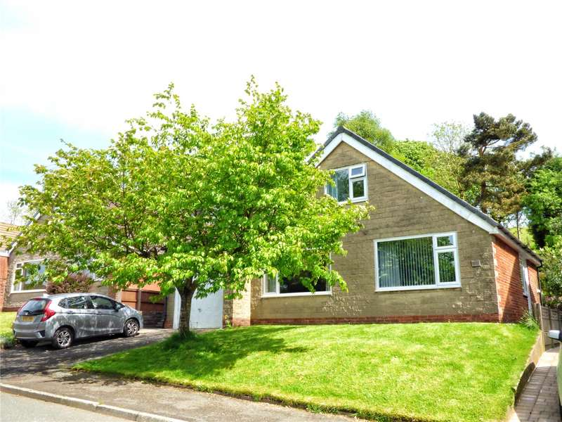 4 Bedrooms Detached House for sale in Longacres Drive, Whitworth, Rochdale, Lancashire, OL12