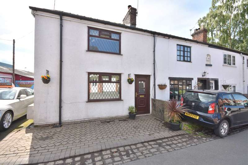 2 Bedrooms End Of Terrace House for sale in CLUMBER ROAD, POYNTON