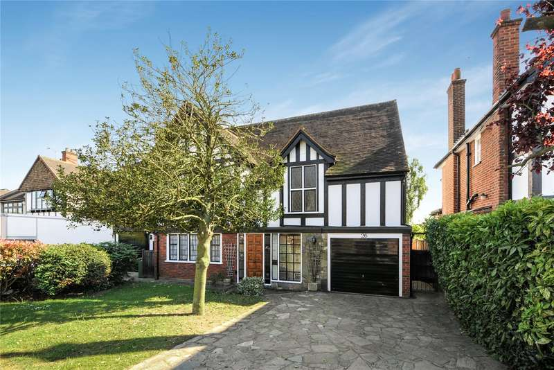 4 Bedrooms Detached House for sale in Lee Grove, Chigwell, Essex, IG7