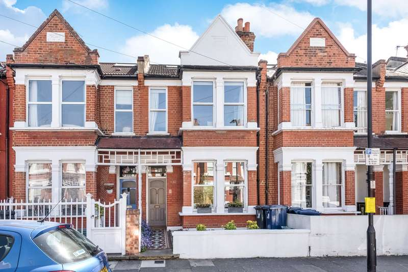 5 Bedrooms Terraced House for sale in Shirley Road, London, W4