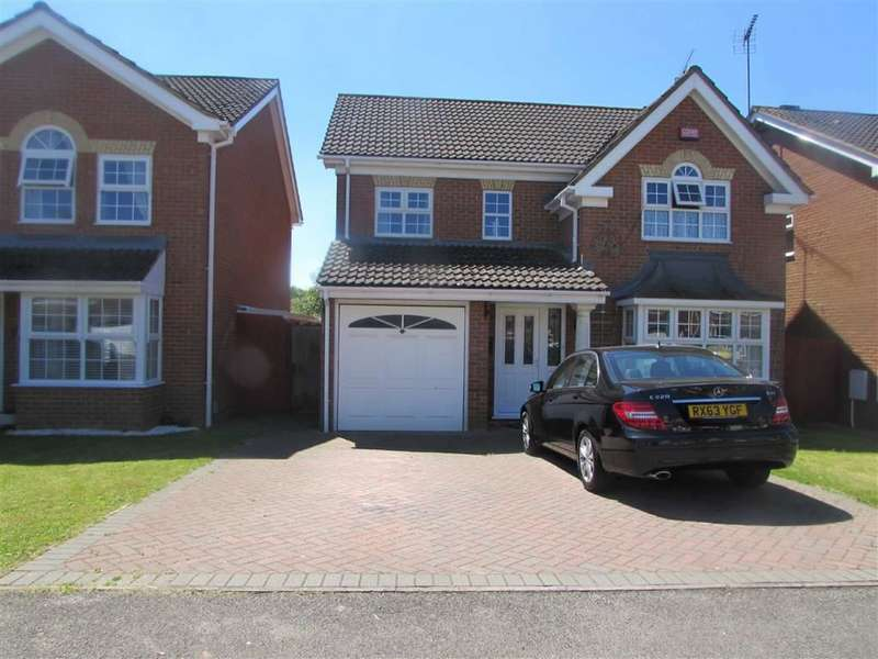 4 Bedrooms Property for sale in Crabtree Way, Dunstable, Bedfordshire, LU6