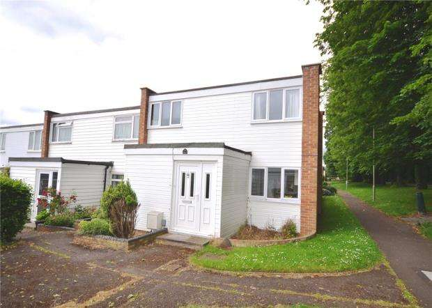 3 Bedrooms End Of Terrace House for sale in Arun Court, Basingstoke, Hampshire
