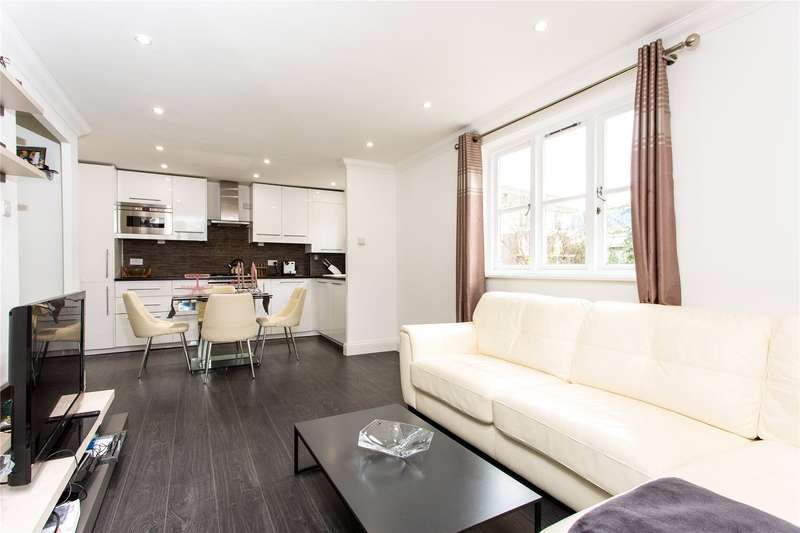 2 Bedrooms Flat for sale in Brompton Park Crescent, Fulham Broadway, Fulham, London, SW6