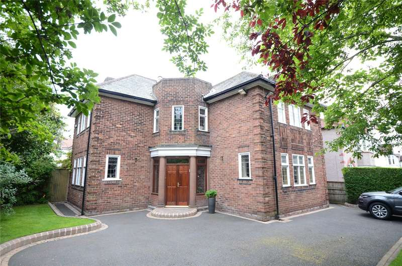 4 Bedrooms Detached House for sale in Cromptons Lane, Calderstones, Liverpool, L18