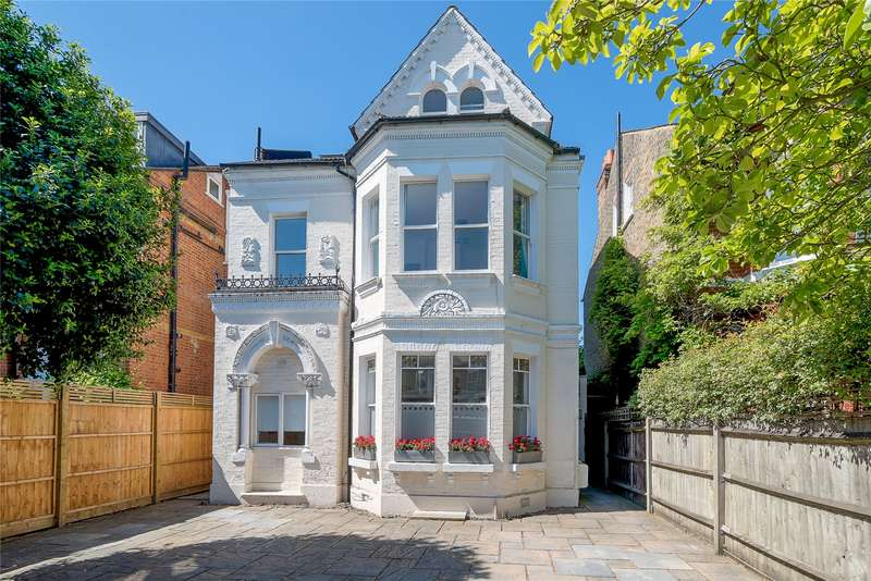 1 Bedroom Flat for sale in Trinity Road, London, SW18