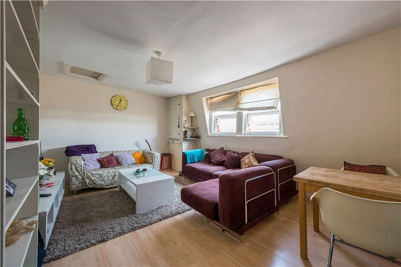 2 Bedrooms Flat for sale in Brixton Road, Oval, London, SW9
