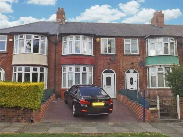 3 Bedrooms Terraced House for sale in Lothian Road, Middlesbrough, North Yorkshire