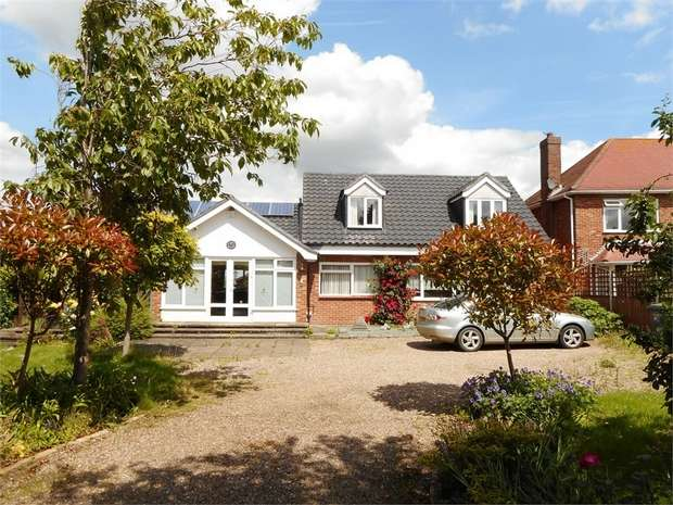 4 Bedrooms Detached Bungalow for sale in Hale Road, Helpringham, Sleaford, Lincolnshire