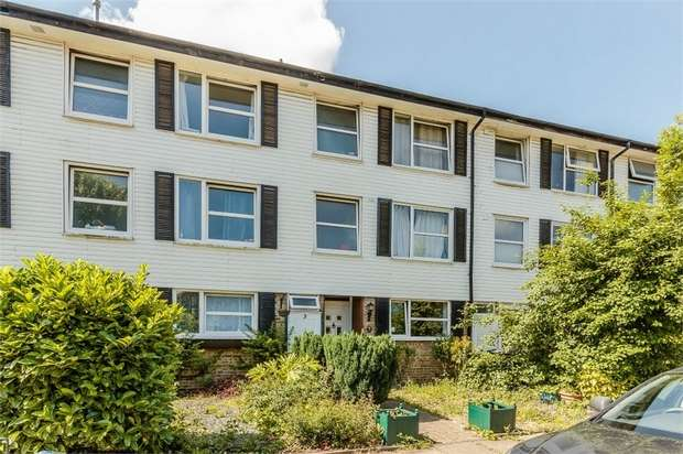 4 Bedrooms Terraced House for sale in Ranelagh Place, New Malden, Surrey