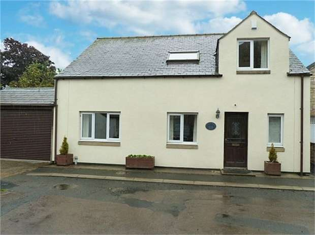 3 Bedrooms Detached House for sale in High Street, Belford, Northumberland