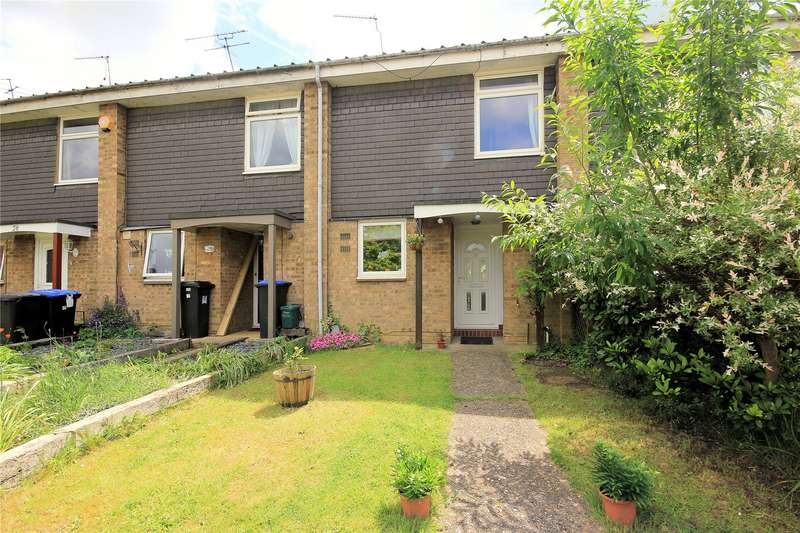3 Bedrooms Terraced House for sale in Silversmiths Way, Woking, Surrey, GU21