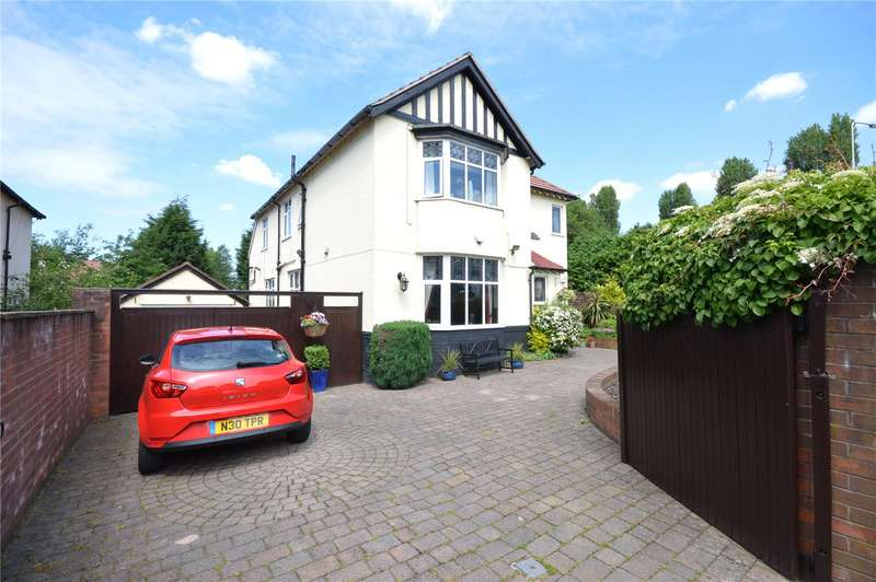 5 Bedrooms Detached House for sale in Queens Drive, Mossley Hill, Liverpool, L18