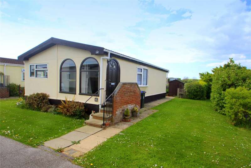 2 Bedrooms Detached House for sale in Haigh Close, Broadway Park, Lancing, BN15