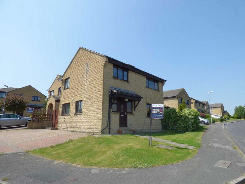 4 Bedrooms Detached House for sale in Moor Close, Beaumont Park, Huddersfield, West YOrkshire, HD4
