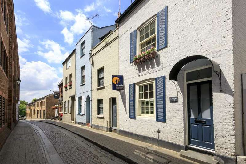 2 Bedrooms Town House for sale in Water Lane, Richmond