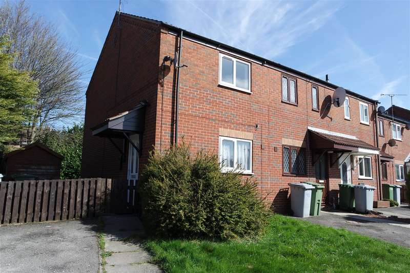 2 Bedrooms Property for sale in Vera Crescent, Rainworth, Mansfield