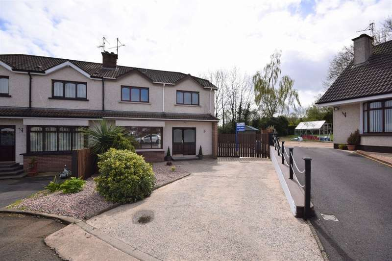 3 Bedrooms Property for sale in 22 Cluntoe View, Ardboe, Dungannon
