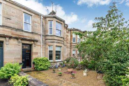 3 Bedrooms Flat for sale in Bellevue Crescent, Ayr