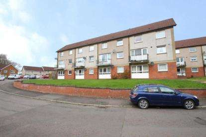 2 Bedrooms Maisonette Flat for sale in Fairholm Street, Larkhall
