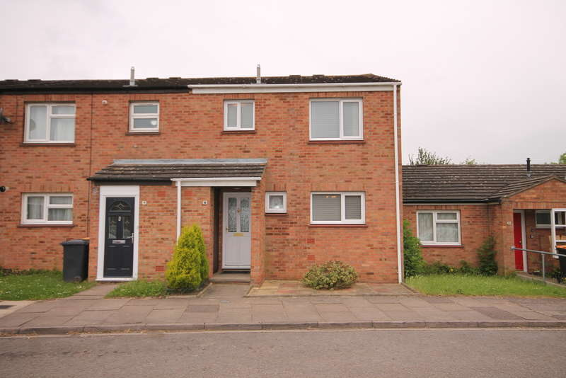 3 Bedrooms Terraced House for sale in Carrick Road, Goldington, Bedford, MK41