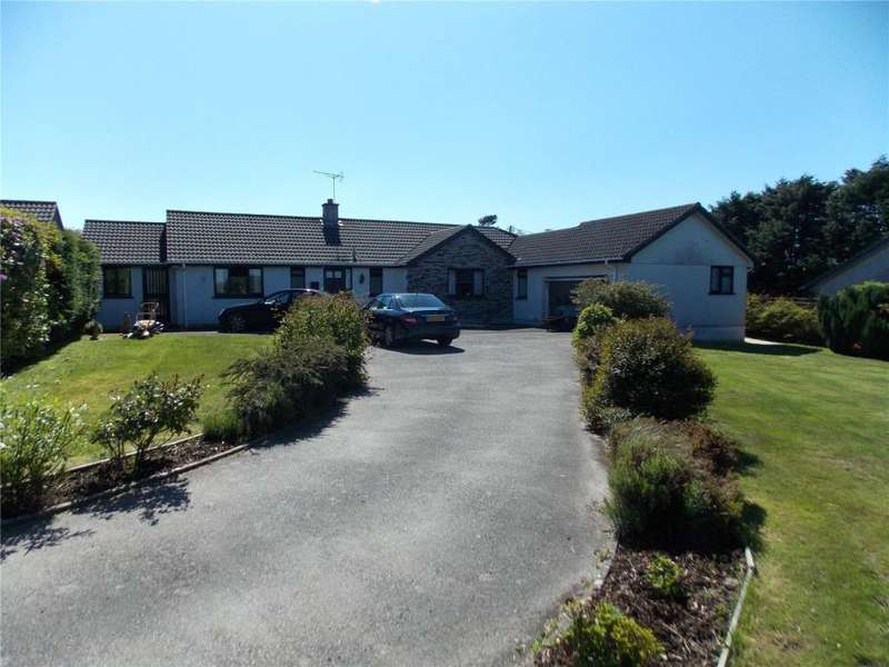 4 Bedrooms Detached Bungalow for sale in Belah Meadows, Otterham, Camelford