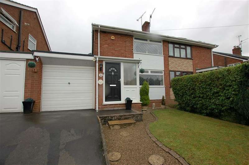 3 Bedrooms Semi Detached House for sale in Bells Lane, Wordsley, DY8 5DQ
