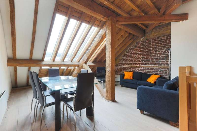 3 Bedrooms Apartment Flat for sale in Hertsmere Road, West India Quay, E14