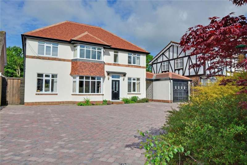 6 Bedrooms Detached House for sale in Marlings Park Avenue, Chislehurst, BR7