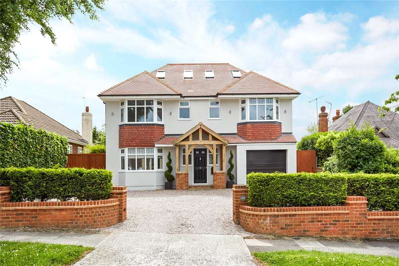 5 Bedrooms Detached House for sale in Great Tattenhams, Epsom, Surrey, KT18