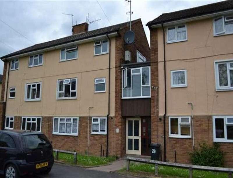1 Bedroom Flat for sale in Crossgate Road, Dudley, DY2