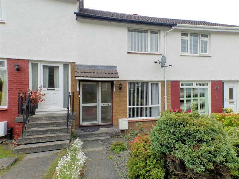 2 Bedrooms Terraced House for sale in Cunningham Drive, Giffnock, GLASGOW