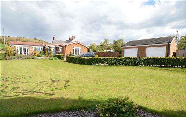 5 Bedrooms Bungalow for sale in The Shieling, High Pittington