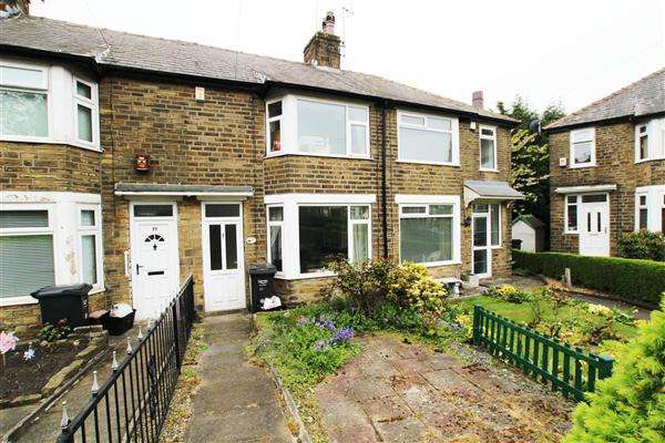 2 Bedrooms Terraced House for sale in Kingston Drive, Halifax