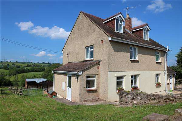 5 Bedrooms Detached House for sale in Llangarron, Carwen, Llangarron, Ross-on-Wye