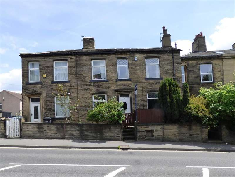 2 Bedrooms Terraced House for sale in Halifax Road, Brighouse, HD6 2AG