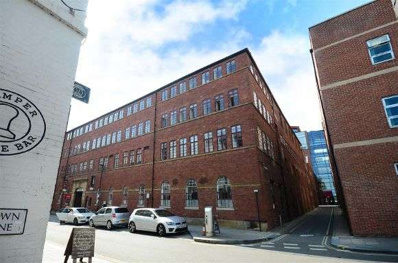 1 Bedroom Flat for sale in Arundel Street, Sheffield