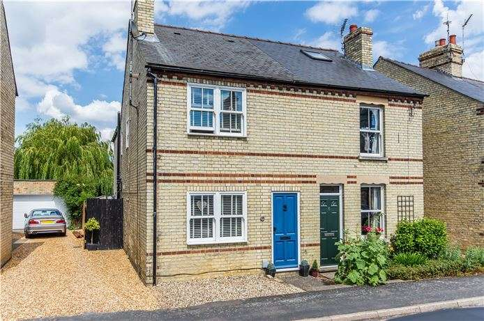 3 Bedrooms Semi Detached House for sale in West Road, Histon, Cambridge