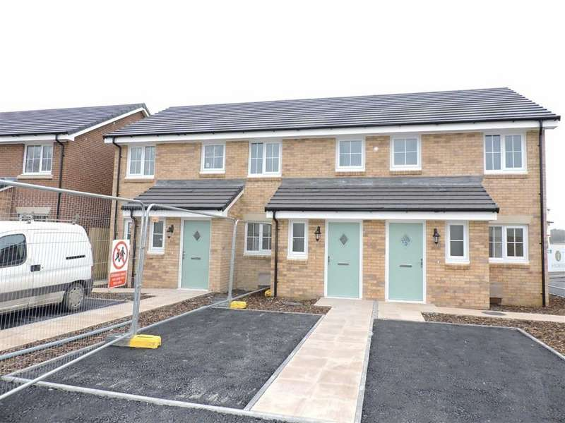 2 Bedrooms End Of Terrace House for sale in Llys Daniel, Pontarddulais