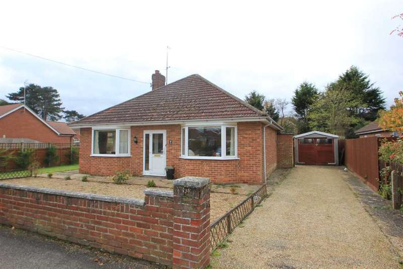 3 Bedrooms Bungalow for sale in Bracken Avenue, Kesgrave, Ipswich